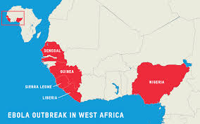 Liberia Map 7 Big Questions About Ebola Answered Oxfam America