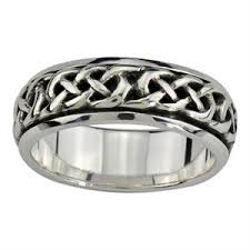 celtic knot ring celtic rings celtic knot ring spinner ring