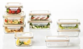 Food Storage Container Sets - 61 off on glasslock food storage container groupon goods