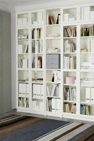 Billy Bookcase With Doors From A Single Bookcase To A Wall To Wall Library The Ikea Billy