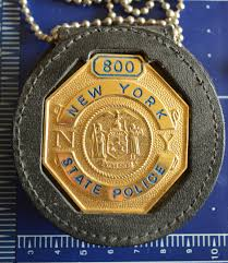new york state police badge policebadge eu badge patch
