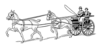horses at work coloring pages the equinest