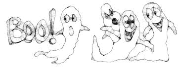 Draw Halloween Drawing Halloween Spooks Painting Puppies