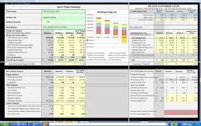 Building Cost Spreadsheet Salovich Zero Plus Campus Design Project College Of Design