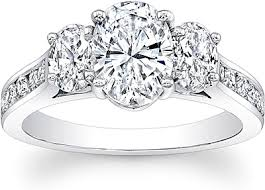 3 engagement ring oval 3 engagement ring scs1260b