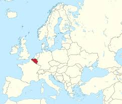 belguim map belgium map in europe all world maps