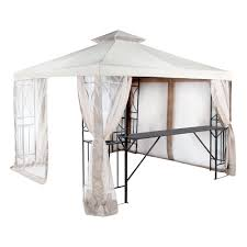 Outdoor Net Canopy by Replacement Gazebo Canopy For Christmas Tree Shops Garden Winds
