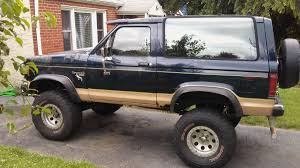 baja bronco for sale ford bronco ii for sale in wilmington 1983 1990