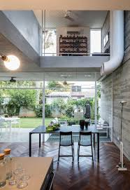 House Patio Suspended Patio House U0027 By 3322 Studio Ignant Com