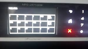 brother printer mfc j220 resetter reset absorbentes tinta brother mfc j4710dw youtube