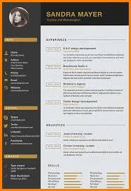 graphic designer resume 11 graphic designer cv pdf applicationleter