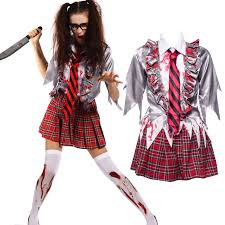 halloween carnival christmas party zombie costume