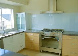 kitchen backsplash contemporary frosted glass kitchen backsplash