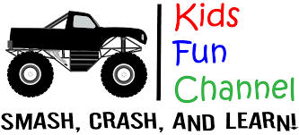 10 toddler monster truck videos kids fun channel