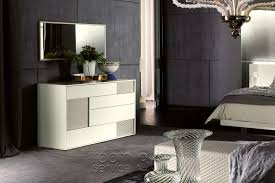 Nightfly White Bedroom Vanity Set Nightfly Platform Bed By Rossetto Made In Italy