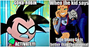 Teen Titans Memes - 15 funniest teen titans go memes best of comic books