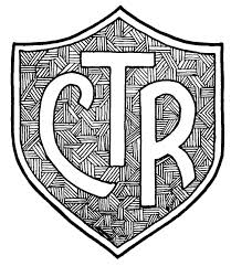 ctr shield printable cliparts co throughout lds coloring pages