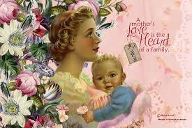 imagenes de feliz sabado vintage vintage el glamour de antaño feliz día de la madre mis tarjetas
