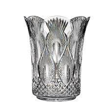 Royal Doulton Crystal Vase Irish Wedding Legend Give A Waterford Crystal Bowl With This