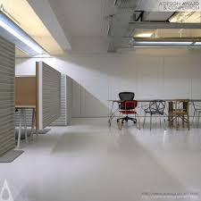 Interior Design Magazine Awards by Award Winning White Paper Office Of An Interior Design Firm