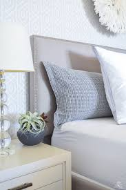 White Home Decor Accessories 5 Tips For A Spring Refresh In The Master Suite Zdesign At Home