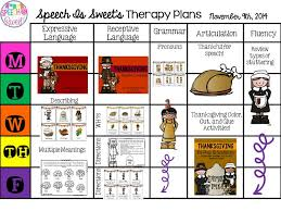 41 best speech language thanksgiving images on therapy