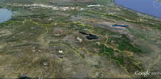 Us Physical Map Armenia Physical Map