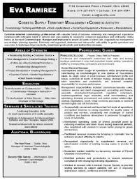 cosmetology resume templates cosmetologist resume templates contemporary exle resume