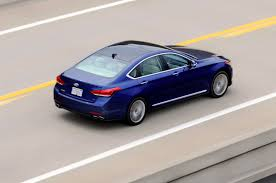 2014 hyundai genesis sedan 2015 hyundai genesis sedan drive motor trend