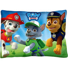 choose your character pillow buddy and throw pokemon paw patrol