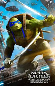 teenage mutant ninja turtles out of the shadows movie poster 13