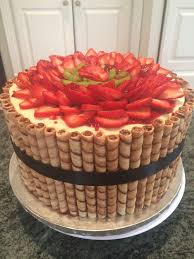 jon donaire banana split ice cream cake decadent desserts