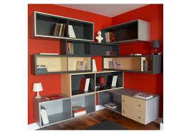 Corner Bookcase Unit Corner Shelving Unit Think Fabricate