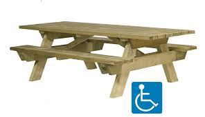cache conteneur bois table pique nique bois table à bancs lames assise techni contact