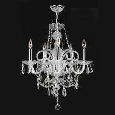 Marie Therese Crystal Chandelier 5 Light Crystal Chandelier With Astoria Grand Doggett Wayfair And