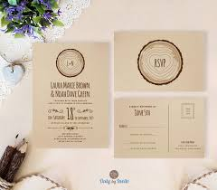 Winery Wedding Invitations Exciting Woodsy Wedding Invitations 87 For Wedding Invitation