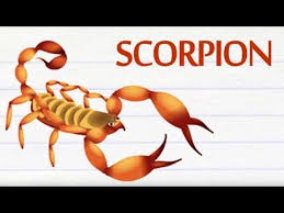 how to pronounce scorpion ब च छ pronunciation in