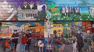 Coit Tower Murals Diego Rivera by 48 Hours In San Francisco Spotted By Locals
