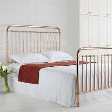 luxury metal bed frames and fabric beds uk super king king