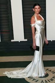 Vanity Fair Oscar Party Liberty Ross Wears A Wedding Dress To The Vanity Fair Oscar Party