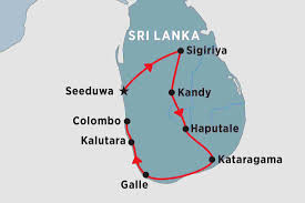 Sri Lanka Map Blank by Sri Lanka Tours Travel U0026 Trips Peregrine Adventures Ca