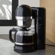 Where To Buy A Coffee Grinder Kitchenaid 12 Cup Coffee Maker Crate And Barrel