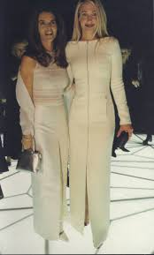 carolyn bessette kennedy with maria shriver please follow me thank