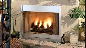 vent free gas fireplace insert reviews inserts with er ventless safety