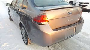 used 2010 ford focus used 2010 ford focus 4dr sdn ses 4 door car in winnipeg 17u9j104a