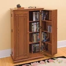 oak media storage foter