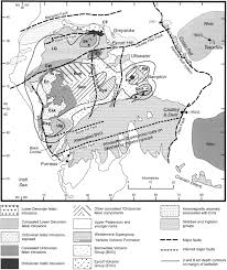 Lake District England Map by Early Palaeozoic Magmatism In The English Lake District