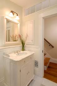 Bathroom Cabinets Built In Traditional Bathroom Vanity Bathroom Traditional With Built In
