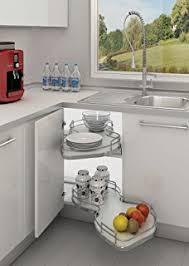 Blind Corner Kitchen Cabinet by Amazon Com Rev A Shelf 5psp 15 Cr 15 In Blind Corner