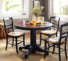 mendoza large pedestal table pottery barn